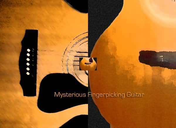 Mysterious Guitar Fingerpicking